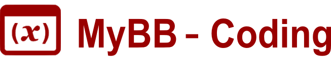 LOGO von MyBB-Coding